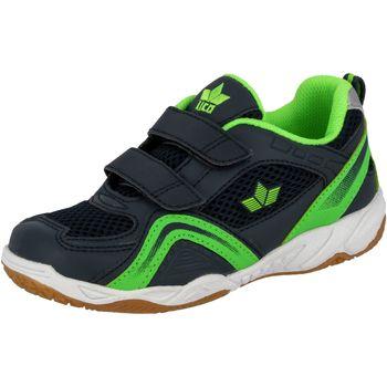 Schuhe Jungen Sneaker Low Lico Enjoy V blau