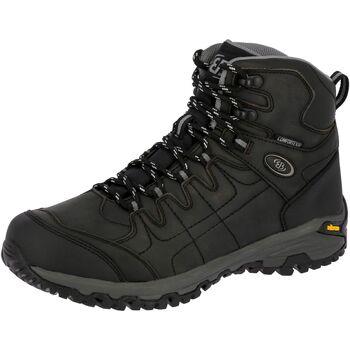 Schuhe Herren Sneaker Low Brütting Blackburn High schwarz