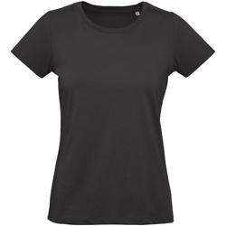 Kleidung Damen T-Shirts B And C Inspire Schwarz