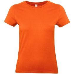 Kleidung Damen T-Shirts B And C E190 Orange