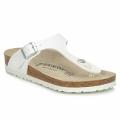 Schuhe Damen Sandalen / Sandaletten Birkenstock GIZEH Weiss