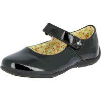 Schuhe Mädchen Halbschuhe Lico Anna V schwarz