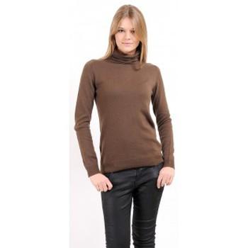 Kleidung Damen Pullover American Vintage PULL CIN240H10 CHATAIGNE Braun