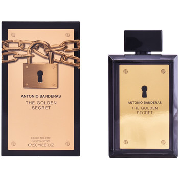 Beauty Herren Eau de toilette  Antonio Banderas The Golden Secret Edt Zerstäuber  200 ml