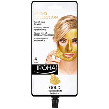 Beauty Damen Serum, Masken & Kuren Iroha Nature Gold Peel-off Firming Mask