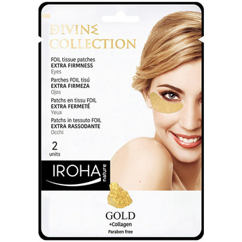 IROHA nature Divine Collection Gold Augenpads