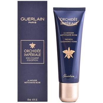Beauty Damen Gesichtsreiniger  Guerlain Orchidée Impériale La Mousse Nettoyante Riche  125 ml