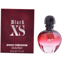 Beauty Damen Eau de parfum  Paco Rabanne Black Xs For Her Edp Zerstäuber  30 ml