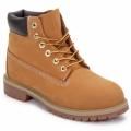 Schuhe Kinder Boots Timberland 6 IN PREMIUM WP BOOT Braun