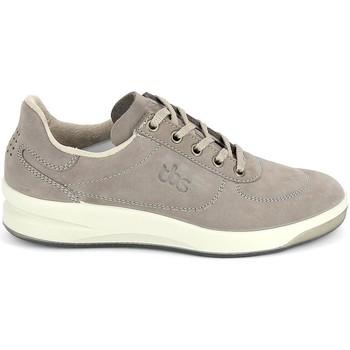 Schuhe Damen Sneaker Low TBS Brandy Etain Grau