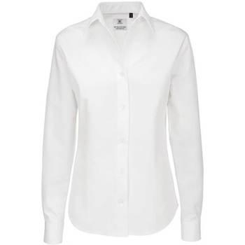 Kleidung Damen Hemden B And C SWT83 Weiß