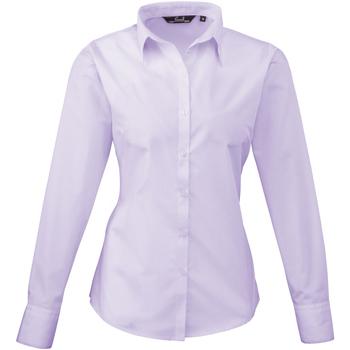Kleidung Damen Hemden Premier PR300 Lila