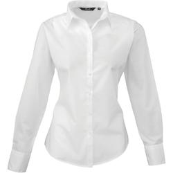 Kleidung Damen Hemden Premier PR300 Weiß