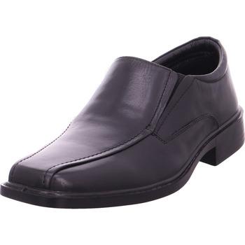 Schuhe Herren Slipper Longo - 148070001 schwarz
