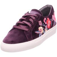 Schuhe Damen Sneaker Low Sneaker - 49939 BURG rot