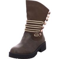 Schuhe Damen Stiefel Stiefelette - 6504302 grün