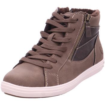 Schuhe Damen Sneaker High Jane Klain - 252310000/434 TAUPE 434