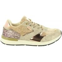 Schuhe Mädchen Sneaker Low Lois 83899 Beige