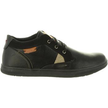 Schuhe Herren Sneaker Low Lois 84723 Negro