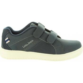 Schuhe Jungen Sneaker Low Lois 83879 Azul