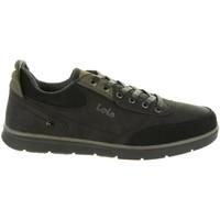 Schuhe Herren Sneaker Low Lois 84720 Negro