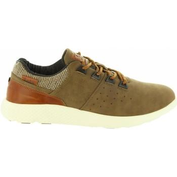 Schuhe Herren Sneaker Low Lois Jeans 84734 Marrón
