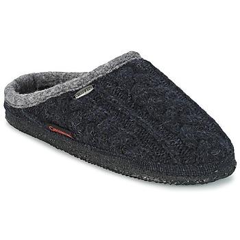 Schuhe Herren Hausschuhe Giesswein NEUDAU Marine