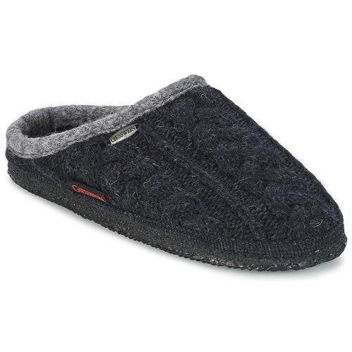 Giesswein NEUDAU Marine  Schuhe Hausschuhe Herren 43,99