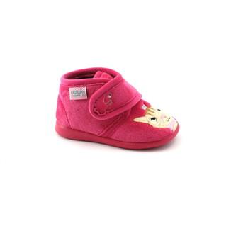 Schuhe Kinder Hausschuhe Grunland GRU-I18-PA1051-FU Rosa