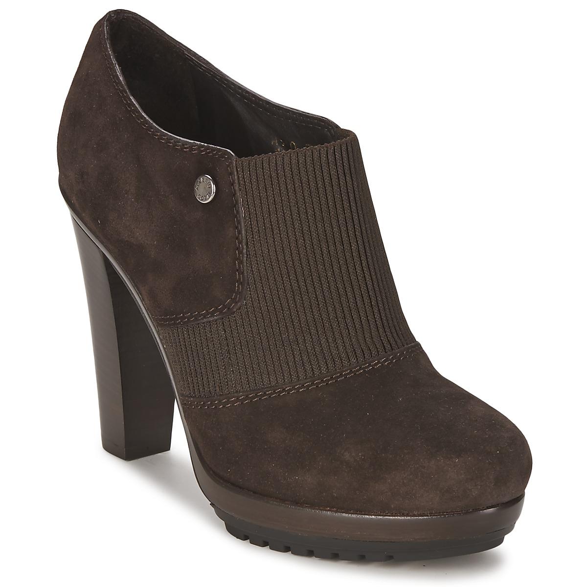 Alberto Gozzi SOFTY MEDRA Braun - Kostenloser Versand bei Spartoode ! - Schuhe Ankle Boots Damen 119,50 €