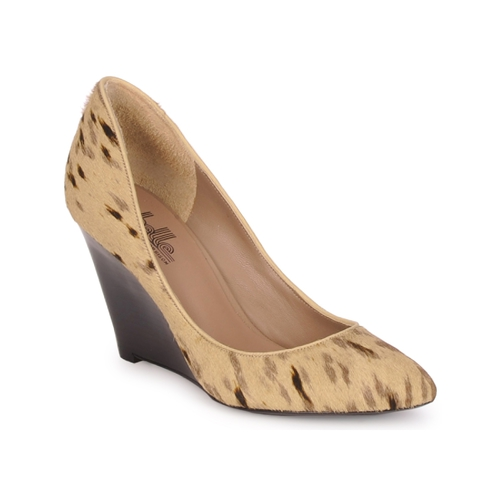 Pumps Belle by Sigerson Morrison HAIRMIL Beige / Schwarz 350x350