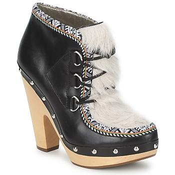 Stiefelletten / Boots Belle by Sigerson Morrison BLACKA Beige / Schwarz 350x350