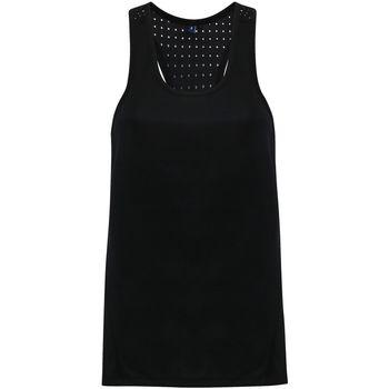 Kleidung Damen Tops Tridri TR041 Schwarz