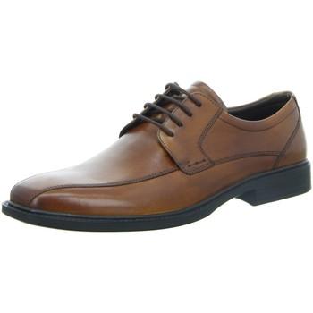 Schuhe Herren Richelieu Longo Business SHS bequ.glatt.Boden 1005389 braun