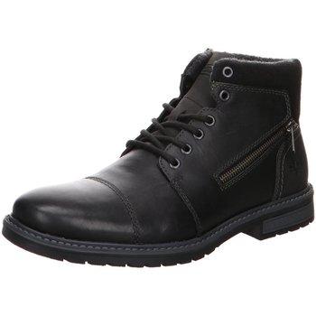 Schuhe Herren Boots Rieker F5323-01 F5323-01 schwarz
