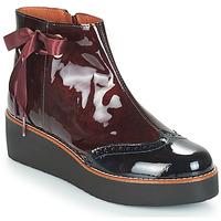 Schuhe Damen Boots Fericelli JANDICI Bordeaux