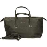 Taschen Damen Shopper / Einkaufstasche Gianmarco Venturi G10-0064M08B GREEN