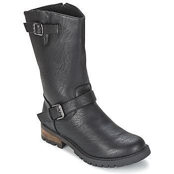 Schuhe Damen Boots Les P'tites Bombes ZOLA Schwarz