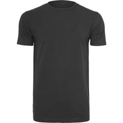 Kleidung Herren T-Shirts Build Your Brand BY004 Schwarz