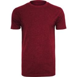Kleidung Herren T-Shirts Build Your Brand BY004 Burgunder