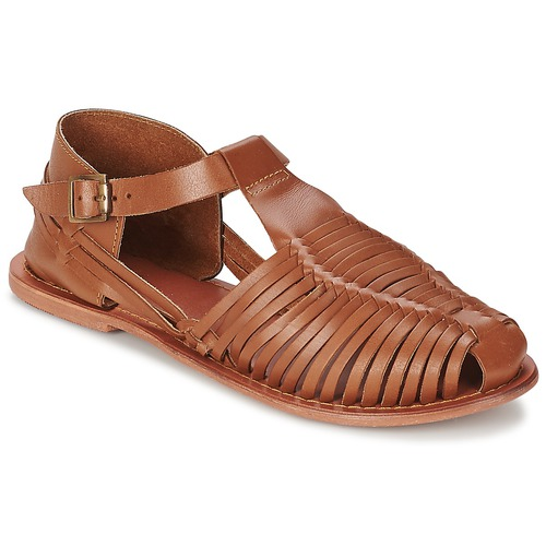 Sandalen / Sandaletten Betty London TANIA Camel 350x350