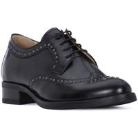 Schuhe Damen Derby-Schuhe Nero Giardini NERO GIARDINI  PRINCE NERO Nero