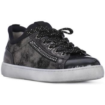 Schuhe Mädchen Sneaker Low Nero Giardini MP NERO GIARDINI  DAFNE STEEL Grigio