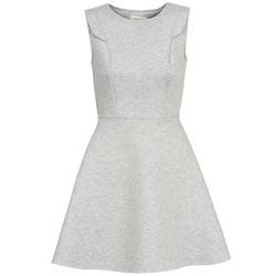 Kleidung Damen Kurze Kleider Naf Naf ELOLA Grau