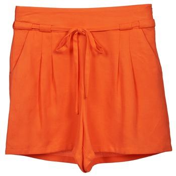 Kleidung Damen Shorts / Bermudas Naf Naf KUIPI Orange