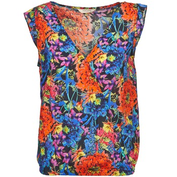 Kleidung Damen Tops / Blusen Naf Naf LAFOLI BO Multifarben