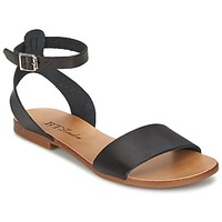 Schuhe Damen Sandalen / Sandaletten Betty London CRAROLA Schwarz
