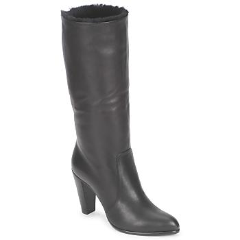 Schuhe Damen Klassische Stiefel Michel Perry CALF