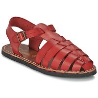 Schuhe Damen Sandalen / Sandaletten Betty London EKINO Rot