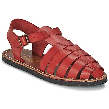Sandalen / Sandaletten BT London EKINO Rot 350x350